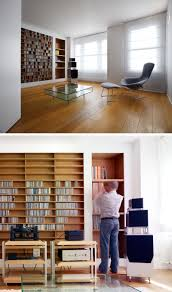 8 inspirational exles of built in shelves lined with wood