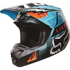 fox motocross socks fox racing 2016 v2 vicious helmet aqua available at motocross giant