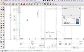 sketchup floor plan tutorial doors and windows
