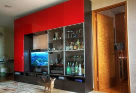 Ikea Red Cabinet Living Room Glamorous Ikea Wall Unit Storage Cabinets For Living