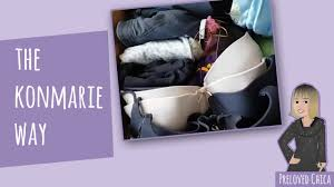 how to tidy your clothes the marie kondo way youtube