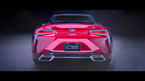 how much is the lexus lc 500 going to cost lexus lc 500 world premiere youtube
