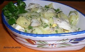 cuisiner le bar de ligne bar de ligne en salade retour de pêche