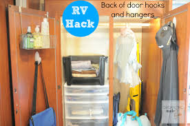 organzing rv organizing and storage hacks small spaces organizing made