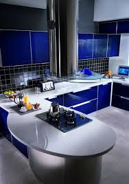 silver kitchen design in high tech style u2013 beautiful design interior