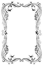 Free Halloween Borders And Frames 19 Decorative Border Designs Images Free Clip Art Borders Free