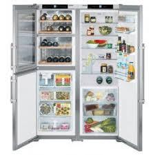 liebherr sbses 7155 fridge with wine rack