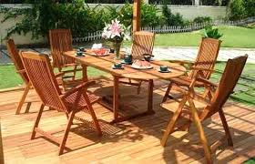different kind of furniture 6 different types of teak wood patio