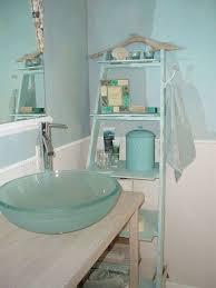 old ladder new bathroom shelves hometalk