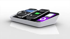 Smartphone Charging Station Rrefresh Multi Device Charging Station