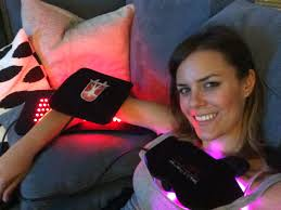 in light wellness systems wound healing with led light therapy
