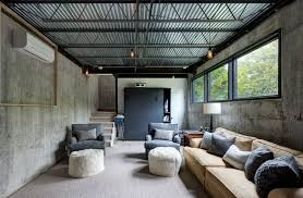 Exploring The Beauty Of Concrete Walls In Interior Design - Concrete walls design