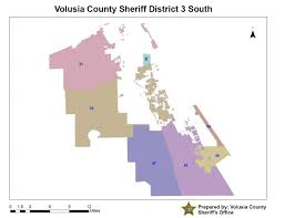 Map Of Volusia County District 3s Zone Map Jpg