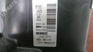 right headlight renault clio iii br0 1 cr0 1 1 5 dci br17