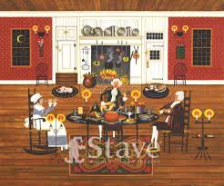 thanksgiving jigsaw puzzle thanksgiving dinner music a traditional puzzle stave puzzles