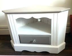 distressed corner tv cabinet distressed white tv stand distressed white entertainment unit white