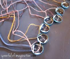 bottle cap necklaces diy transformer necklace and game spoonful of imagination