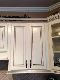 Painted Glazed Kitchen Cabinets Kitchen Cabinets Antique White Chocolate Glaze U2013 Quicua Com