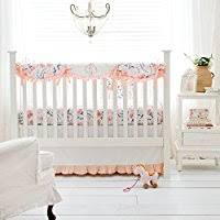 amazon com shabby chic crib bedding nursery bedding handmade