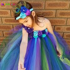 peacock halloween costumes for kids online get cheap peacock wedding dress aliexpress com alibaba group