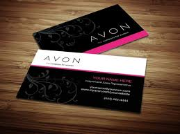 Buy Business Card Avon Business Card Design 5