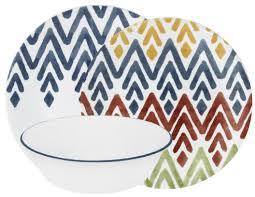 Corelle Dishes Ebay Corelle Vitrelle Kitchen Modern Design Dinnerware 12pc Sets