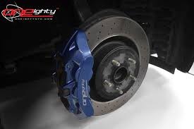 lexus isf calipers brakes by oneighty flickr