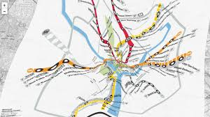 Boston T Map Green Line by How Geographically Accurate Is Your City U0027s Subway Map Where