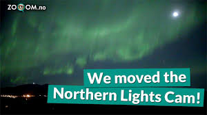 northern lights live cam new channel watch the northern lights live on zooom nordic wild