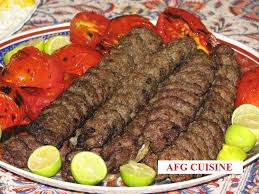 cuisine kebab kabab koobideh recipe afghan cuisine afghan food
