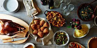 what is a thanksgiving dinner menu why buffets are better