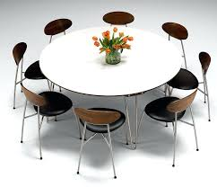Dining Room Table Modern by Full Size Of Kitchendining Chairs Large Round Dining Table