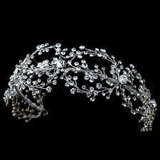 rhinestone headbands twyla rhinestone headband bridal hair accessories