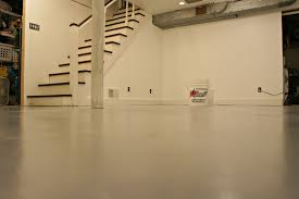 Diy Basement Flooring Interior Painting Basement Floors Diy With Pillar Stairs
