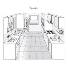 plan de cuisines plan de cuisine les différents types plan de cuisine