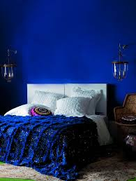 20 marvelous navy blue bedroom ideas blue walls electric blue