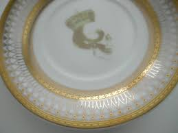 thanksgiving dinnerware tableware sale 4 plates gold skull dish dinnerware set