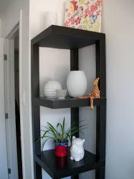 baby nursery personable corner shelf unit kitchen ikea beech