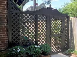 tudor trellis repair and design fabrication english village