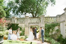 Dallas Botanical Gardens Wedding Dallas Arboretum Poetry Garden Popular Garden 2017