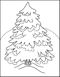 coloring pages christmas tree wallpapers9