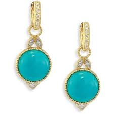 turquoise drop earrings turquoise drop earrings polyvore
