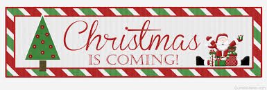 coming christmas