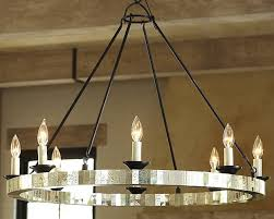 Potterybarn Chandelier Pottery Barn Parsons Mirrored Chandelier Look For Less