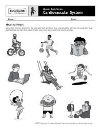 brilliant ideas of health worksheets for 2nd grade on resume