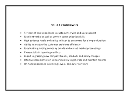communication skills resume exle customer service resume sle