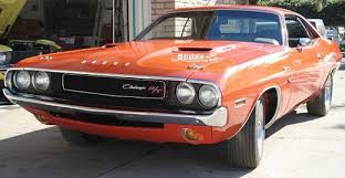 dodge challenger 1970 orange challenger 1970 1974