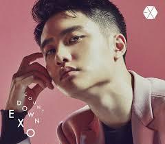 exo japan album kyungsoo d o exo japan album countdown exo weareone exo