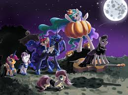 halloween facebook background halloween my little pony friendship is magic know your meme