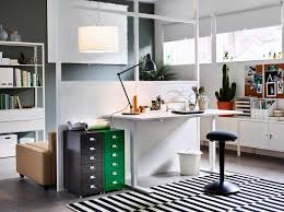White Desk And Hutch by Interior Ikea Office Ideas With White Corner White Desk With Drawers